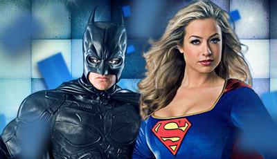 Superheroes & Comic Party