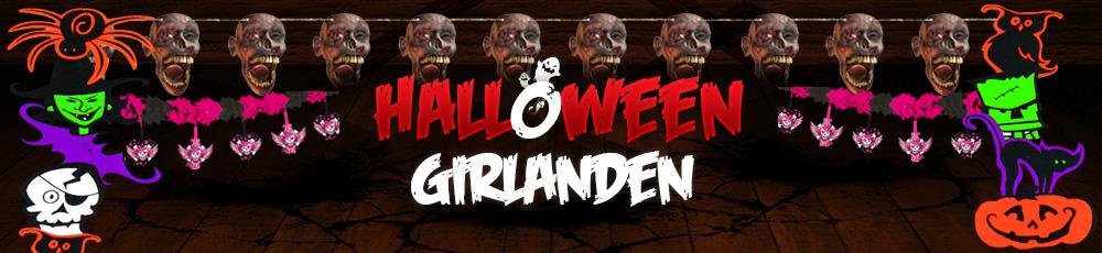 Halloween Girlanden