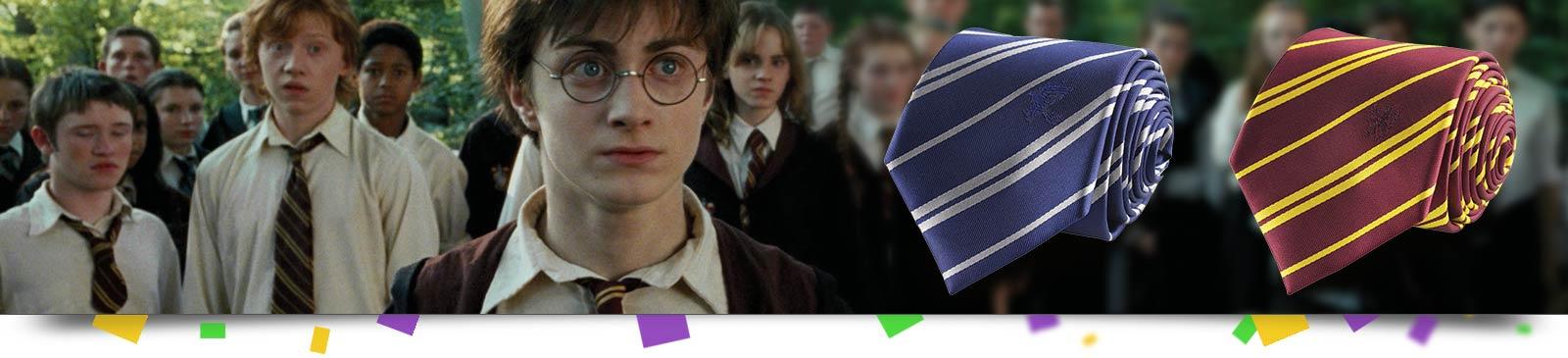 Harry Potter Krawatten