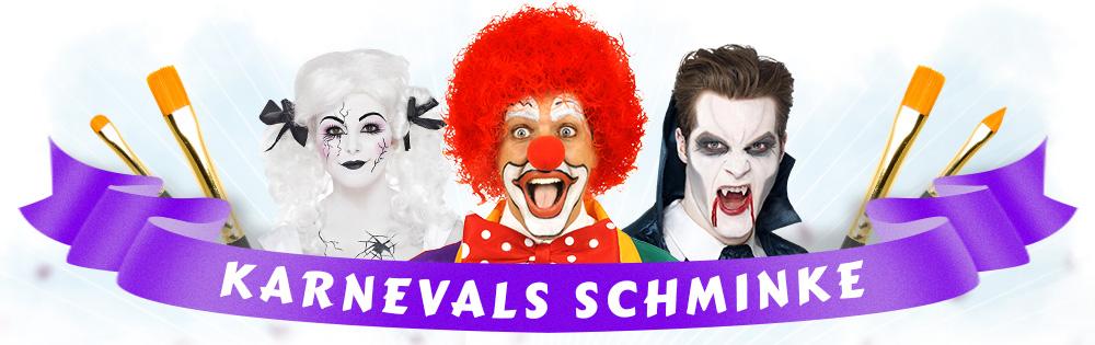 Karnevals Schminke