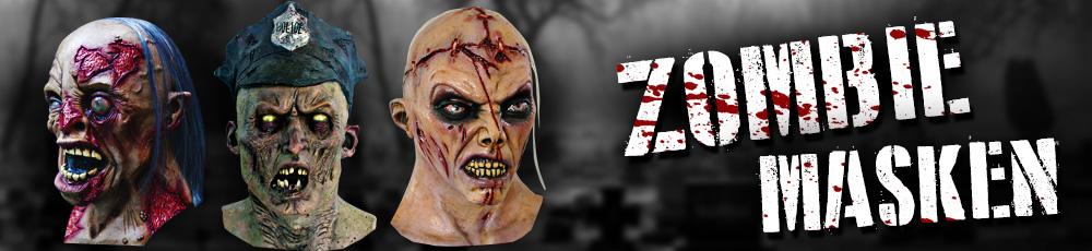 Zombie Masken