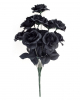 12 Black Roses As A Bouquet