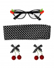 50s Accessory Set As Costume Accessories