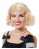60s Starlet Perücke Blond