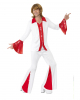 70s Super Trooper Popstar Herren Kostüm