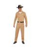 80s Retro Sheriff Costume For Men