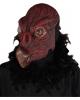 Aasgeier Maske mit Federn