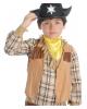 Ärmellose Western Weste für Kinder