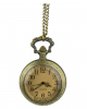 Antique Pocket Watch Gold