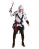 Herren Kostüm Assassins Creed Connor