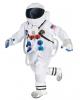 Astronaut Suit Costume Deluxe