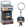 Avengers - Captain America Funko POP! Keychain