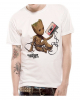 Groot mit Kassette T-Shirt Guardians of the Galaxy 2