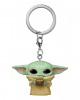 Baby Yoda The Child With Cup Keychain Funko Pocket POP!