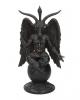 Baphomet Antique Figure With Pentagram