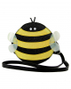 Bees Shoulder Bag Vinyl