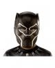 Black Panther Halbmaske für Kinder