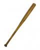Bloody Baseball Bat Upholstery Weapon