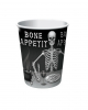 Bone Appetite Drinking Cup 8 Pieces