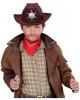 Brown Cowboy Hat Child Size