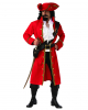 Captain Redhook Pirate Costume