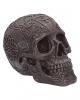 Celtic Iron Skull 16cm