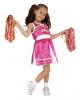 Cheerleader Mädchenkostüm