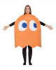 Clyde Ghost Pac Man Costume