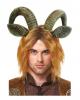 Steinbock Hörner Haarreif mit Ohren