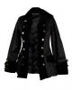 Ladies Pirate Jacket Black