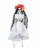 Day Of The Dead Skeleton Bride Hanging Figure