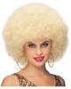 Blonde Deluxe Jumbo Afro Perücke