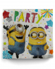 Despicable Me Minion Servietten 16 St.