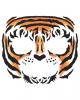 Gesichtstattoo Tiger