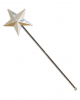 Fairies wand with silver star