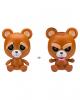 Feisty Pets Bear Sir Growls-A-Lot Figure 10cm