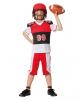 Football Player Kids Costume