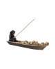 Grim Reaper Ferryman Incense Holder