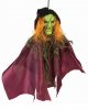 Green Witch Hanging Figure 30 Cm