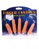 Unheimliche Finger Kerzen 5 St.