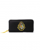 Harry Potter Hogwarts Wappen Geldbörse Schwarz