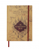 Karte des Rumtreibers Notizbuch Harry Potter
