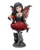 Hazel Gothic Fairy Figure 16cm