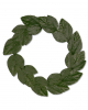 Green Laurel Wreath Headdress