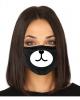 Panda 3-lagige Community Maske