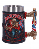 "Iron Maiden ""Trooper"" Beer Mug"