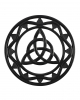 Celtic Triquetra Knot Wall Ornament