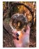 Klare Kristallkugel 8 cm KILLSTAR
