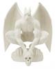 Weiße Gargoyle Figur KILLSTAR