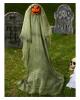 Pumpkin spirit garden figure